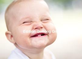 Fotolia - Lachende baby