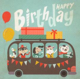 LittleWhale - Happy Birthday