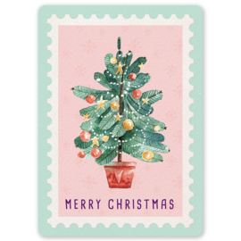 Littleleftylou - Christmas Tree Stamp