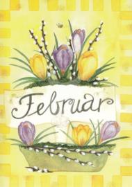 Inga Berkensträter - Februari