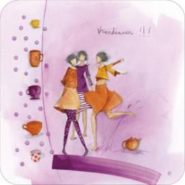 Editions des Correspondances : Vriendinnen! door Anne-Sophie Rutsaert