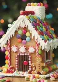 Fotolia - Snoep huis