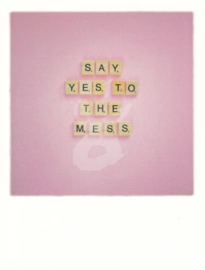 PolaCard - Say yes to the mess