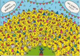 Lali - Wie zingt er vals?