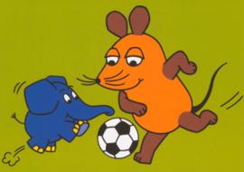 Die Sendung mit der Maus -  Voetbal