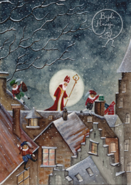 BijdeHansje - Sinterklaas