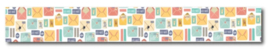 Only Happy Things - Washi tape Enveloppen