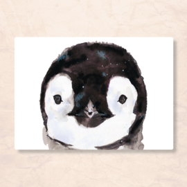 Veer Illustratie - Pinguin