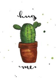 Letteritloud - Hug me