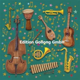 Mila Marquis - Muziek instrumenten