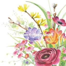 Nina Chen - Lente bloemen
