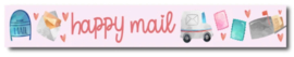 Only Happy Things - Washi tape Happy Mail