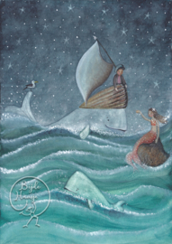 BijdeHansje - Mermaid