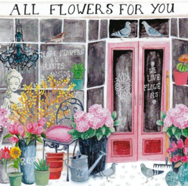 Cartita Design - All flowers for you
