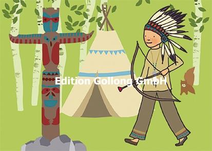 Sabine Steenken - Indianen
