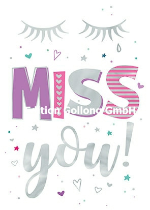 Edition Gollong - Miss you