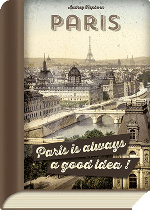 BookCard - Paris
