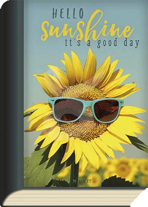 BookCard - Sunflower