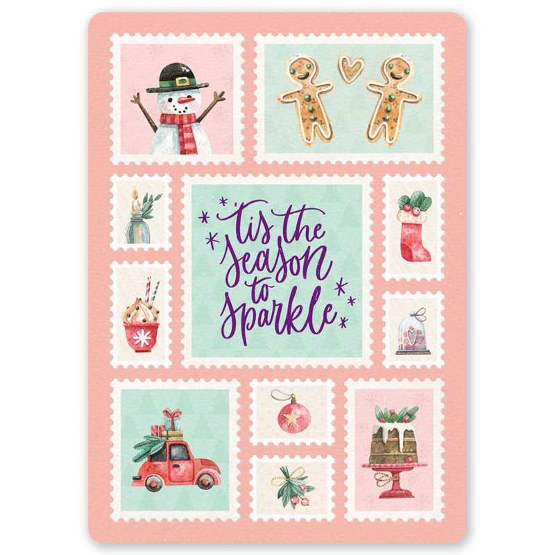Littleleftylou - Tis is the season to sparkle