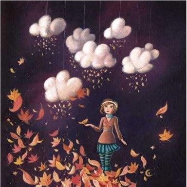 Editions des Correspondances : Autumn door Marie Cardouat