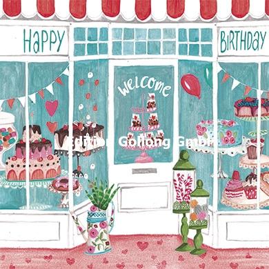 Cartita Design - Happy Birthday