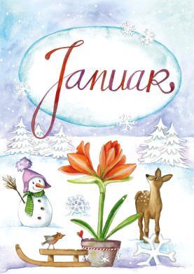 Inga Berkensträter - Januar