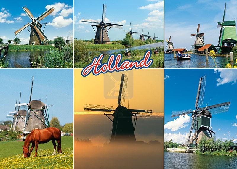 Hollandse kaart  002