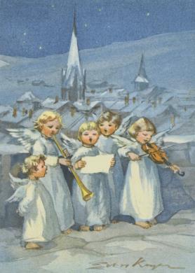 Erica von Kager - Muziek engelen