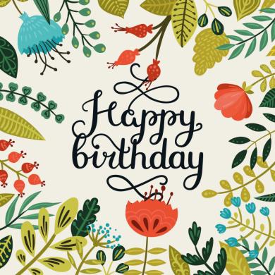 Tatishdesign - Happy Birthday
