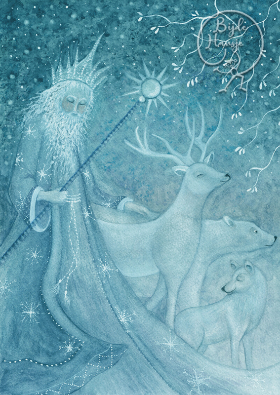 BijdeHansje - King Winter