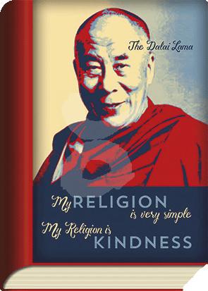 BookCard - Dalai Lama