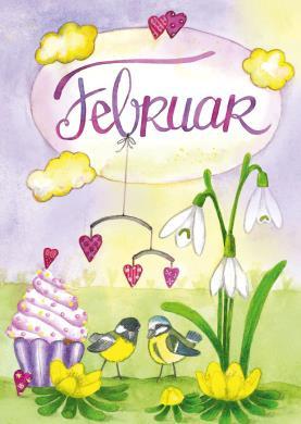 Inga Berkensträter - Februar