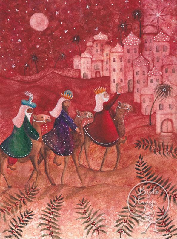 BijdeHansje -  Three kings