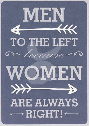 STaPS Design   - Women are always right