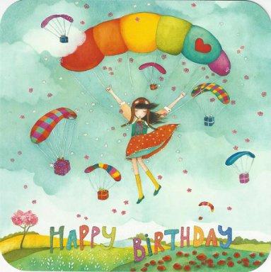 Editions des Correspondances : Happy Birthday door Mila