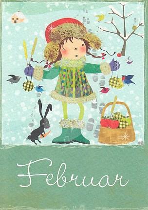 Elisandra - Februari