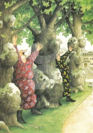 Inge Löök : Tussen de bomen - NR 27