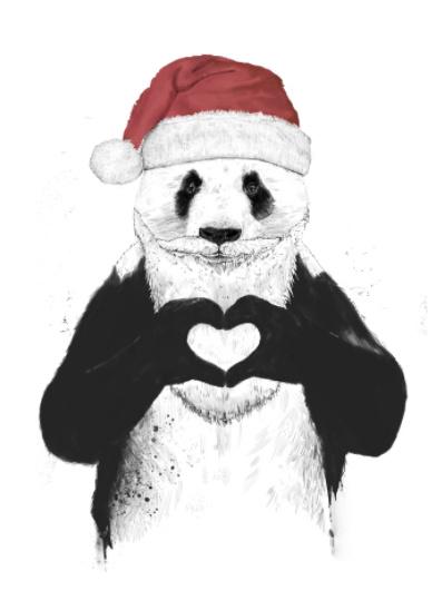 Balázs Solti - Santa Panda