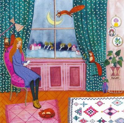 Mila Marquis - Een boek lezen
