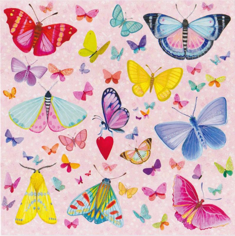 Mila Marquis - Vlinders