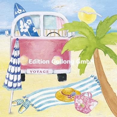 Carola Pabst - Op het strand