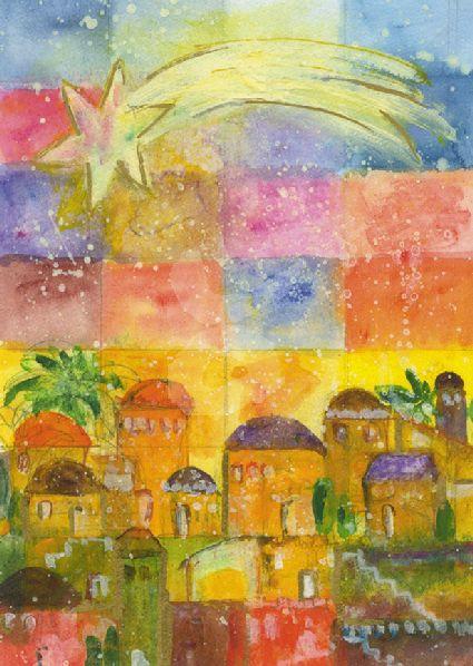 Bernadette Höcker - Ster over Bethlehem