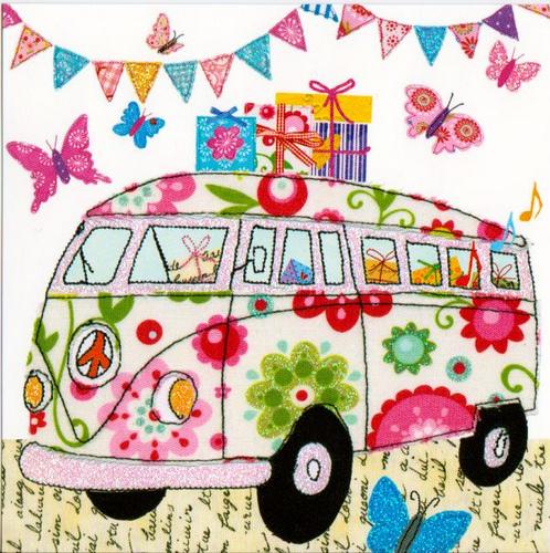 Mila Marquis - VW Bus