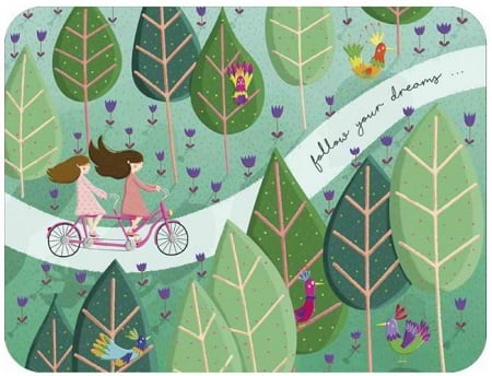 Editions des Correspondances : Follow your dreams door Laetitia Haas