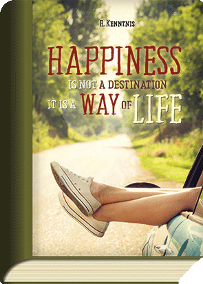BookCard - Happiness