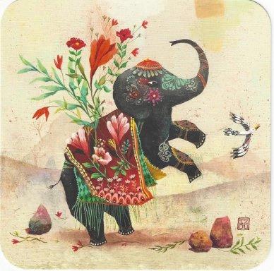 Editions des Correspondances : L Elephant door Izou