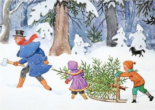 Elsa Beskow - Kerst