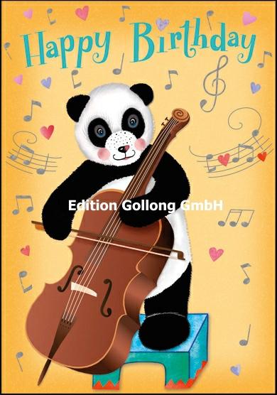 Sandra Brezina - Happy Birthday (Panda)