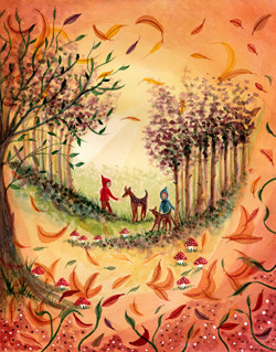 BijdeHansje - Autumn
