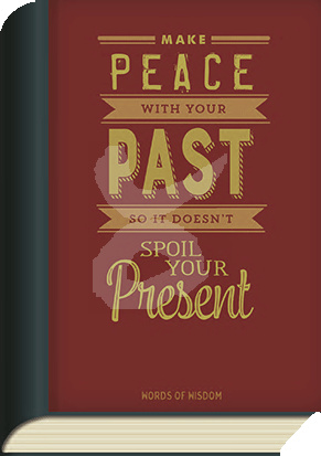 BookCard - Peace and past